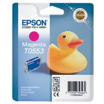 Epson T0553 Original Magenta Ink Cartridge C13T05534010