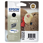 Epson T0611 Original Black Ink Cartridge C13T06114010