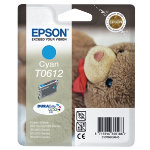 Epson T0612 cyan printer ink cartridge T061240