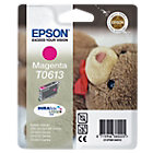 Epson T0613 Original Magenta Ink Cartridge C13T06134010
