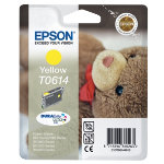 Epson T0614 Yellow Printer Ink Cartridge T061440