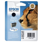 Epson T0711 Black Printer Ink Cartridge