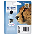 Epson T0711 Original Black Ink Cartridge C13T07114011