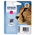 Epson T0713 Original Magenta Ink Cartridge C13T07134011