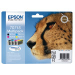Epson T0715 Multipack Printer Ink Cartridge