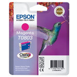 Epson T0803 Magenta Printer Ink Cartridge T080340