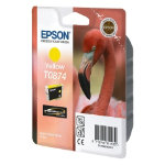 Epson T0874 yellow printer ink cartridge T087440