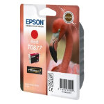 Epson T0877 Original Red Ink Cartridge C13T08774010