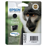 Epson T0891 Black Printer Ink Cartridge