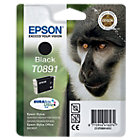 Epson T0891 Original Black Ink Cartridge C13T08914011