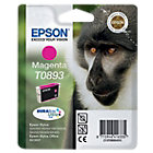 Epson T0893 Original Magenta Ink Cartridge C13T08934011