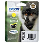 Epson T0894 Original Yellow Ink Cartridge C13T08944011