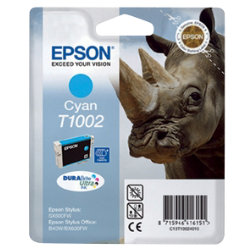 Epson T1002 Original Cyan Ink Cartridge C13T10024010