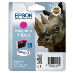 Epson T1003 Original Magenta Ink Cartridge C13T10034010