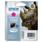 Epson T1003 magenta printer ink cartridge T100340
