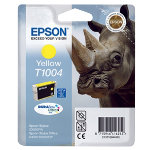 Epson T1004 Yellow Printer Ink Cartridge T100440