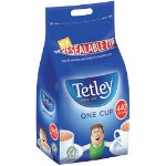 Tetley Tea Bags Regular Brown 440 Tea Bags
