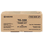 Kyocera TK330 Black Laser Toner Cartridge