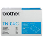 Brother TN04 C cyan toner cartridge