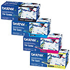 Brother Bundle Toner Pack Black Cyan Magenta Yellow