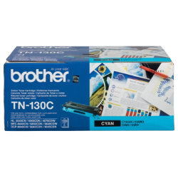 Brother TN130 Cyan Laser Toner Cartridge TN130C