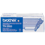 Brother TN2000 black laser toner cartridge