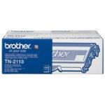 Brother TN 2110 Original Toner Cartridge Black