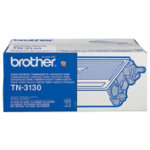 Brother TN 3130 Original Black Toner Cartridge TN3130