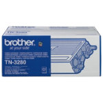 Brother TN 3280 Black Laser Toner Cartridge