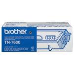 Brother TN7600 Original Black Toner Cartridge