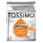 Tassimo Twinings English Breakfast Tea T Discs 16 Pack
