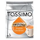 Tassimo Twinings English Breakfast Tea T Discs 16 Pack