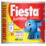 Fiesta Kitchen roll 2 ply