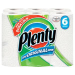 Plenty Kitchen Roll Velvet 2 ply Pack 6