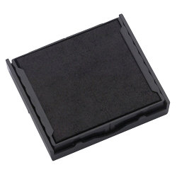 Replacement Twin Ink Pad For Trodat Printy DIY Stamps Up To 8 Lines Black