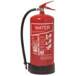 9 ltr Water Refillable Fire Extinguishers