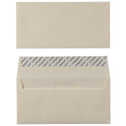 Conqueror Laid Peel And Seal Envelopes 120gsm Vellum DL 110 x 220 mm 500 Per Box