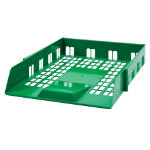Viking Letter Trays Green 50 x 260 x 360 mm