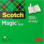 Scotch® Klebefilm Magic™ 810 19 mm x 10 m 1 Stück