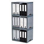 R-Kive® System Ordner-Archiv Kunststoff 540 x 400 x 390 mm