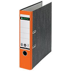 1080 Ordner 180° DIN A4 Orange 2 Ringe 80 mm