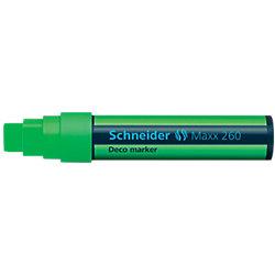 Deco-Marker 260 Keilspitze 2,0 - 15,0 mm Grün