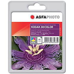 Agfaphoto Tintenpatronen für Kodak® No. 30 color, 3952348 color