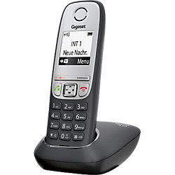 DECT Telefon A415 Schwarz