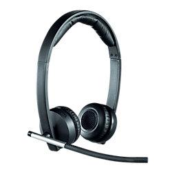 Wireless Headset Dual H820e Schwarz