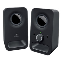 PC-Lautsprecher Z150 Schwarz