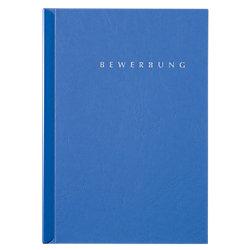 Bewerbungsset Start DIN A4 Blau 5 Stück