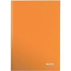 Notizblock WOW Orange Kariert DIN A4