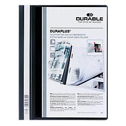 Angebotshefter Duraplus DIN A4 Schwarz PVC