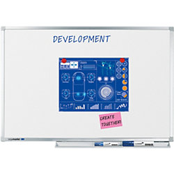 Whiteboard-Tafel Professional Aluminium 180 x 90 cm